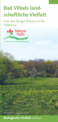 Flyer Natura Trail Bad Vilbel